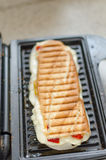 Panini sandwiches italien Royalty Free Stock Photography