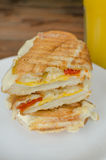 Panini sandwiches italien Stock Photos