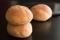 Panini sani del pane con i semi Immagine Stock