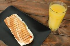 Panini smörgåsar italien royaltyfria foton