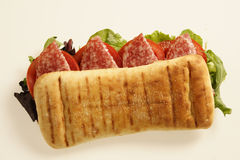 Panini tostato Fotografia Stock