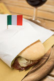 Panino Royalty Free Stock Photos
