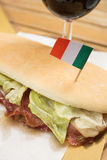 Panino Stock Photos