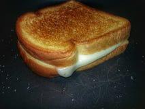 Panino arrostito del formaggio immagini stock libere da diritti