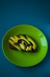 Panino dell'avocado sul pane di segale scuro Immagini Stock Libere da Diritti