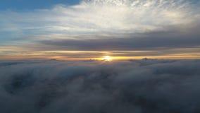 Panino della nuvola Fotografia Stock