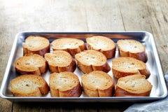 Panino tostato del pane fotografia stock