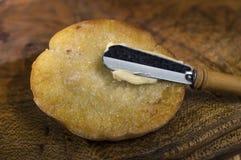 Panino tostato del pane Immagine Stock Libera da Diritti