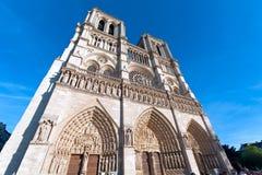 paniusi de France notre Paris zdjęcia royalty free