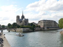 paniusi France notre Paris Fotografia Stock