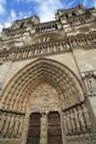 paniusi katedralny notre Obraz Stock