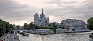 paniusi notre Paris Fotografia Royalty Free