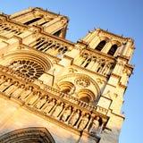 paniusia De Notre Paris Obrazy Stock