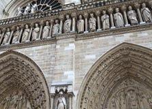 paniusia De Notre Paris Zdjęcie Stock