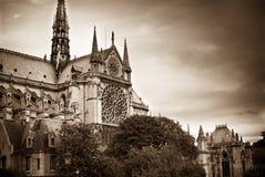 paniusia De Notre Paris Obrazy Royalty Free