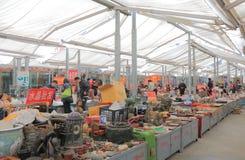 Panjiayuan Antique market Beijing China Stock Image