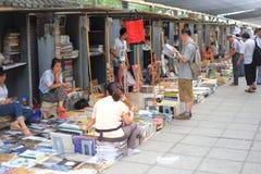 Panjiayuan Peking arkivfoton