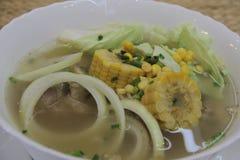 Panlasang pinoy recipe bulalo royalty free stock image