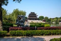 Panmen park Obraz Royalty Free