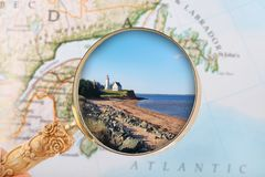 Panmure, Prince Edward Island Royalty Free Stock Image