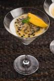 Panna cotta dessert Royalty Free Stock Photography