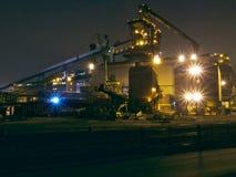 Panna för Redcar steelmakingtryckvåg. SSI Royaltyfria Bilder