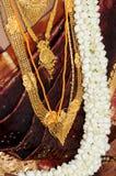 panna młoda ślub Zdjęcie Royalty Free