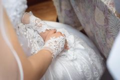 Panna młoda Fotografia Stock