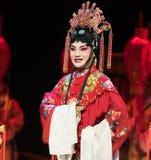 """panna młoda cesarza Jiangxi pearl†opera """"Red  Zdjęcie Royalty Free"""