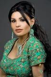 panna młoda hindus fotografia royalty free
