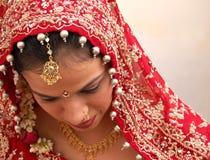panna młoda hindus zdjęcia stock