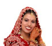panna młoda hindus fotografia stock