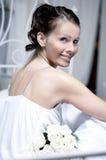 panna młoda piękny portret Zdjęcia Stock