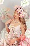 Panna młoda Zdjęcia Royalty Free