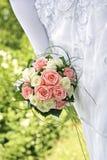 panna młoda kwiaty Zdjęcia Stock