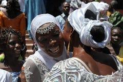 panna młoda Mali Fotografia Stock