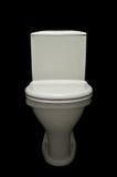 pannawhite för 3 en wc Arkivfoton