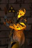 Panne nucléaire Image stock