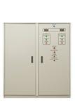 Panneau électrique industriel de commutateur images stock