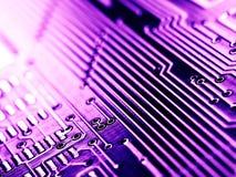 Panneau électronique photo libre de droits