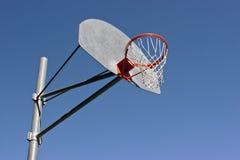 Panneau arrière de basket-ball Image stock