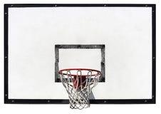 Panneau arrière de basket-ball Photographie stock libre de droits