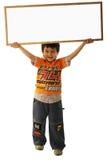 Panneau blanc images libres de droits