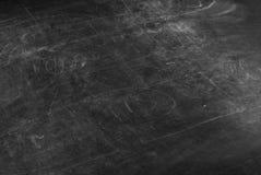 Panneau d'école noir Images libres de droits