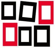 Panneau d'affichage photos libres de droits
