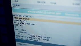 Panneau d'affichage industriel de contrôle Écran tactile de machine de commande numérique par ordinateur banque de vidéos