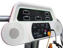 Panneau de commande numérique, gyms, mesure de pression Image libre de droits