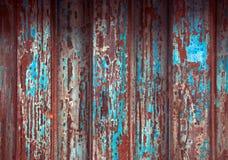 Panneau de cuivre corrodé photos libres de droits