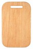 Panneau de découpage en bois Photos libres de droits