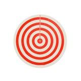 Panneau de dards Image libre de droits